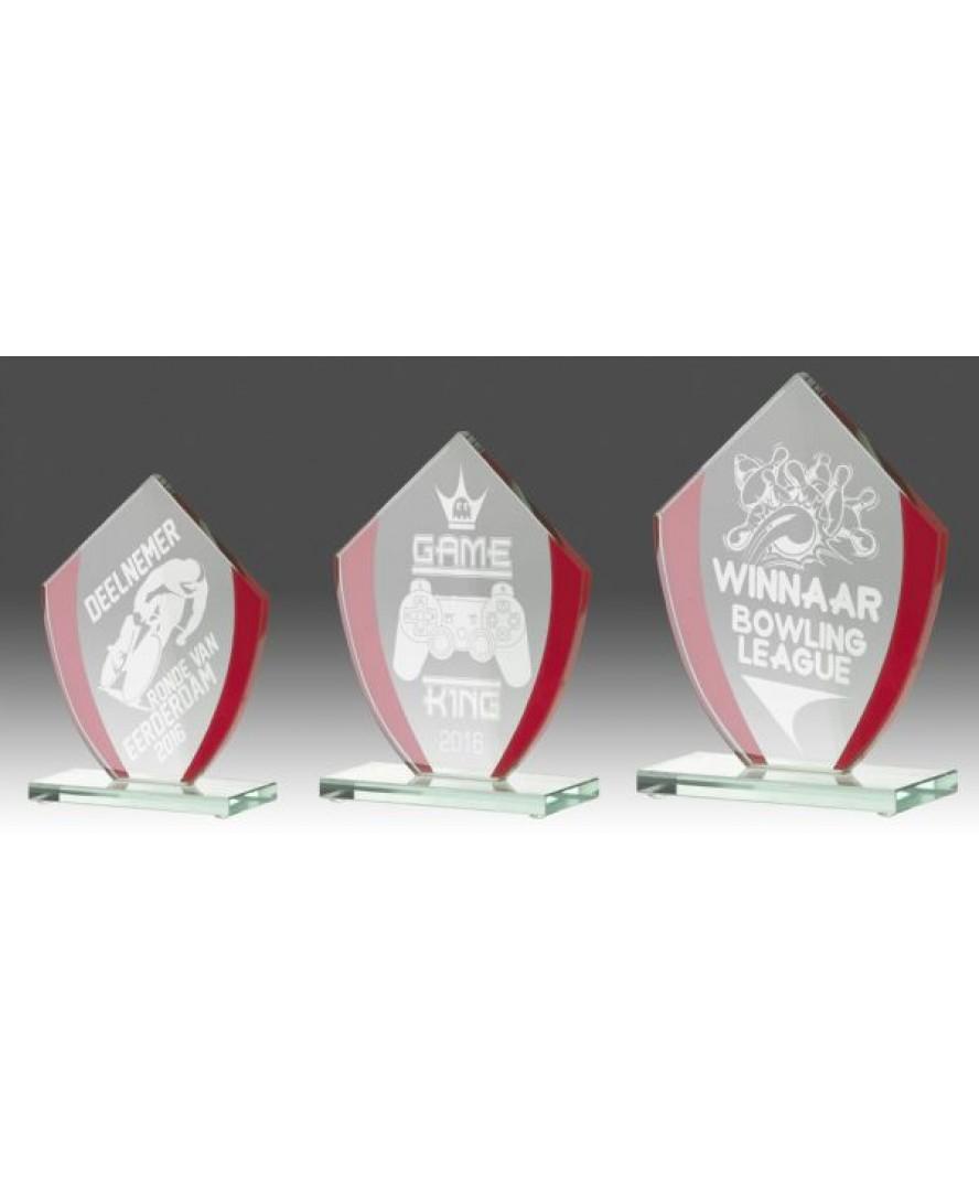 Glas standaard B319 | Sportprijzen Vught