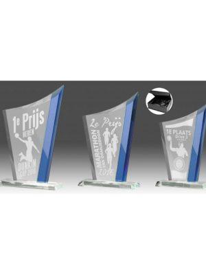 Glas standaard B337 | Sportprijzen Vught