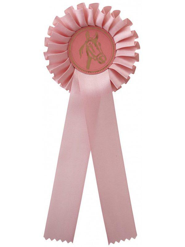 rozet-g100-roze | Sportprijzen Vught