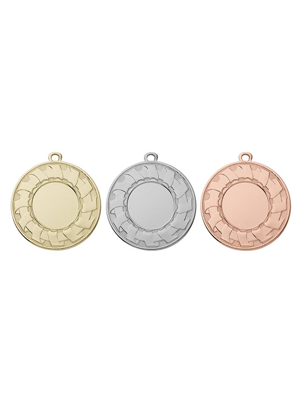 Medaille E269-2   Sportprijzen Vught