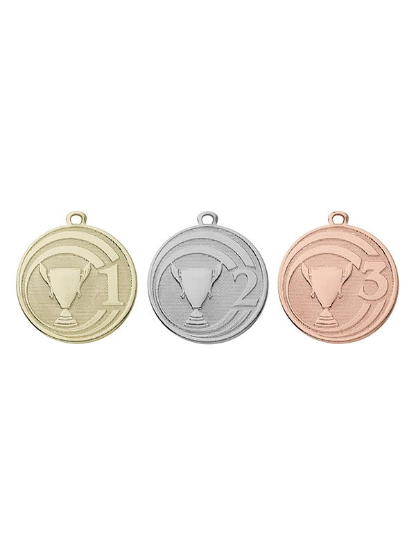 Medaille E272-2   Sportprijzen Vught