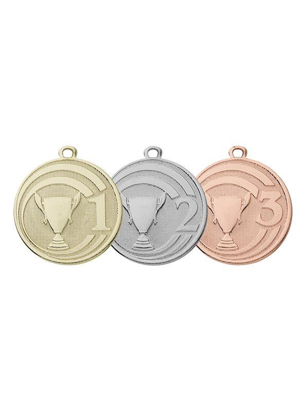Medaille E272-3   Sportprijzen Vught