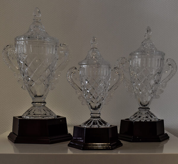 Glas Trofee M106 Kampioensvaas